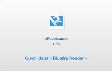 bluefire ios